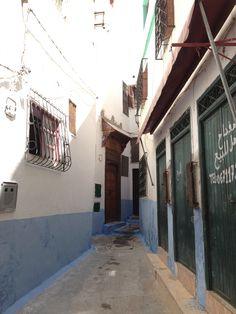 Tetuan, Morocco:  Old Market