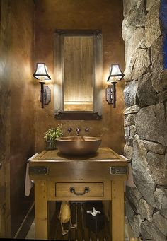 Powder Room Design Ideas, Pictures, Remodels And Decor