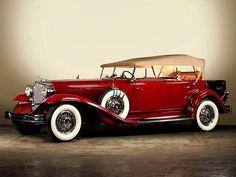 931 Chrysler Imperial Dual Cowl Phaeton LeBaron