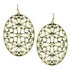 """**Coupon Code!** These darling earrings are only $9.60, PLUS get 10% off your entire order & FREE shipping with discount code """"SAVE10"""" at checkout!"""