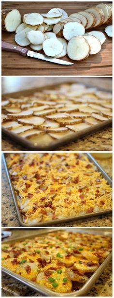 Cheese Potatos