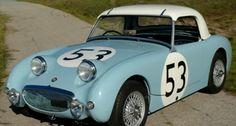 Austin Healey sprite race - Google Search