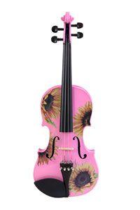 Als ik viool zou spelen...dan zou ik deze wel erg gaaf vinden... :-)