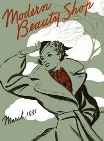 "The book I just read is so old and rare that there are no existing photos of its cover.  It is called ""Beauty for Every Woman,"" from the 1930's.  I loved it.  This is just a random 1930's book cover."