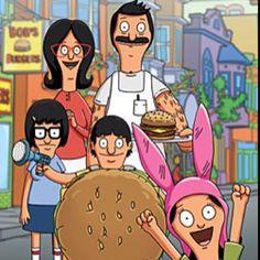Love Bob's Burgers!