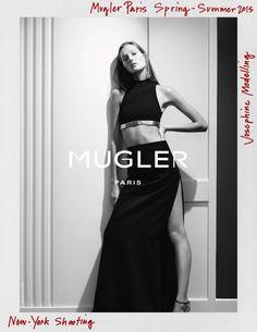 | MUGLER | SS 2015 JOSEPHINE-LE-TUTOUR