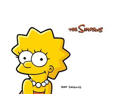 A new series on the blog honoring my favorite characters.  Starting with Lisa Simpson
