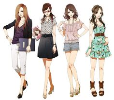 ANIME CLOTHES - Buscar con Google