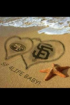 49ers and Giants! San Francisco
