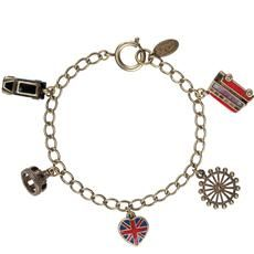 London Charm Bracelet.