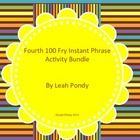 Fry phrase activity bundle. Poems, story starters and more. All containing the fry phrases! Check it out.