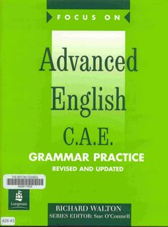 CAE Practice Book, Grammar and use of english