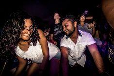 Turmas do curso de Medicina da UFPE se reúnem e promovem a INTERMED Recife 2017. Mc Tróia e Silvana Salazar foram algumas das atrações da festa.