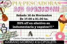Big OPEn Cipolletti!!!