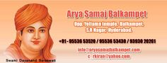 Arya Samaj is a complete range of marriage like love marriages, Intercaste Marriages, Arranged Marriages and court marriages, Inter religion Marriage Certificate related services.