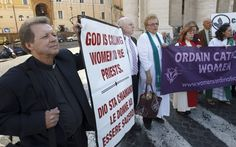 Roy Bourgeois, the longtime peace activist and Catholic priest dismissed by the Vatican because of his support for women's ordination