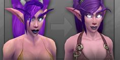 Blizzard Reveals New Blood Elf Models   IGN News - World of Warcraft's newly released expansion World of Warcraft: Warlords of Draenor saw model upgrades to the majority of the MMO's original races. Now Blizzard Entertainment has