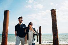 Tom & Charlotte's engagement photos, Brighton | Mustard Yellow Photography