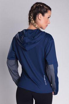 Casaco We Are Empírica Azul Marinho - Empírica Fitness