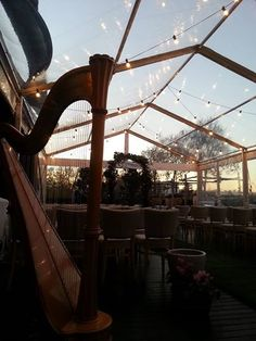 Photo: Very stylish wedding on the Deck at the Prince of Wales St.Kilda. Congrats to the happy couple!
