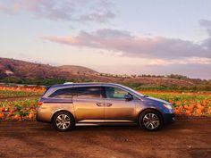 Honda | Odyssey | fall | holidays | family | minivan | family time | travel