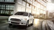 Exterior do Novo Ford Fusion 2013 Ford Fusion, Mid Size Sedan, Martin St, Aston Martin, Detroit Auto Show, Ford News, Chevrolet Malibu, Exterior, New View
