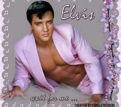 OMG This is a bad PHOTOSHOPPED of Elvis and so onreal !!!!!!!!!!!!!!!!!!