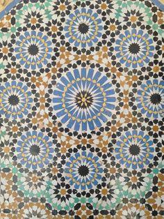 Maroccan tiles