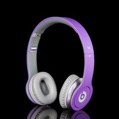 Beats by Dr. Dre Solo HD Headphones - Purple