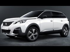 2017 All-New Peugeot 5008 7-Seater SUV