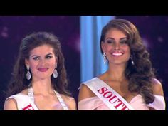 Miss World 2014 - Crowning Moment - Rolene Strauss, Miss South Africa