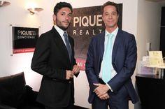 Piquet Realty Announces the Acquisition of Portman Realty, Inc. New York.   MetroCitizen Magazine. Benjamin Benalloul and Cristiano Piquet.