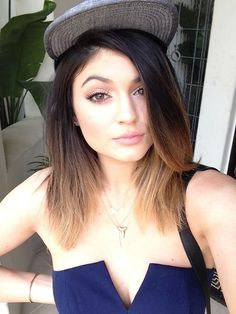 cute kylie jenner hairstyles 2014