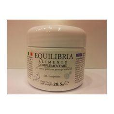 Marpet - EQUILIBRIA 30 CPR - PER CANI CON ANSIA E STRESS 22,90 €. #alimentoantistresscane