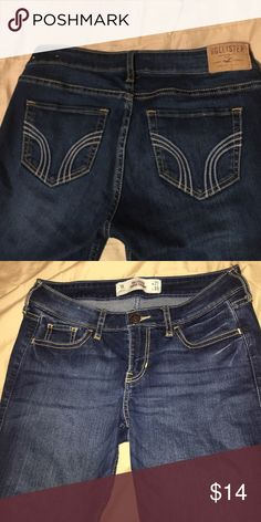 NEW Hollister super skinny jeans Hollister super skinny jeans. Brand new perfect condition. Size 1R Width25 Length31 Hollister Jeans Skinny