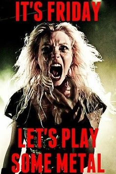 Arch Enemy: Angela Gossow Heavy Metal Girl, Heavy Metal Music, Heavy Metal Bands, Angela Gossow, Country Female Singers, Alissa White, Metal Fan, Symphonic Metal, Extreme Metal
