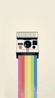 Tumblr Wallpaper, Galaxy Wallpaper, Camera Wallpaper, Lock Screen Wallpaper Iphone, Tumblr Backgrounds, Cute Wallpaper Backgrounds, Disney Wallpaper, Wallpaper Samsung, Rainbow Wallpaper