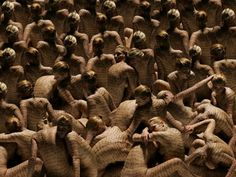 Extraordinary human pastiche from Claudia Rogge