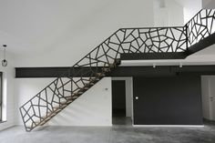 balaustrada para escaleras modernas