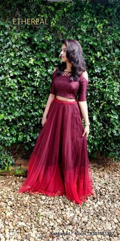 50 Ideas for how to wear shirt dress long skirts – Skirt Ideen Long Gown Dress, Long Shirt Dress, The Dress, How To Wear Shirt, Gown Party Wear, Party Wear Lehenga, Lehnga Dress, Frock Dress, Indian Designer Outfits