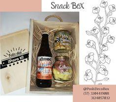 "2 Me gusta, 0 comentarios - PoshDecoBox (@poshdecobox) en Instagram: ""Snack Box perfecta para agradecer, celebrar o simplente disfrutar. Pide la tuya: (57) 3204419001  …"" Beverages, Drinks, Snack, Root Beer, Canning, Mugs, Instagram, Food, Grateful"