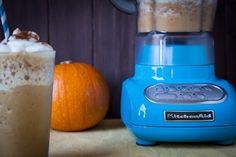 Mocha Frappuccino Recipe | Pumpkin Frappuccino Recipe | Eat the Love