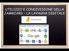 9) Utilizzo e condivisione della lavagna digitale Jamboard (per docenti) - YouTube Design Social, Google Classroom, Google Drive, Software, Daddy, Big Data, Coding, Internet, Marketing