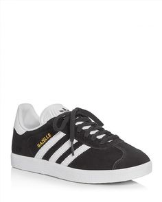 free shipping cf080 fd2b0 Adidas reissues one of its retro soccer classics, the Gazelle, in sleek  suede.