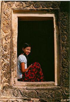Asia -  Myanmar / Burma / teenagegirl