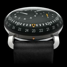 At 30 large this isn't a watch any of us mortals will be buying anytime soon, but the design of the Ressence Type 3 is fascinating enough that you'll want to take a look. First off you'll notice there's no crown; all adjustments are made on the back of the...