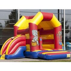 Most elephants and monkeys princess castle inflatable bouncer,inflatable bouncer for rent indoor&outdoor game