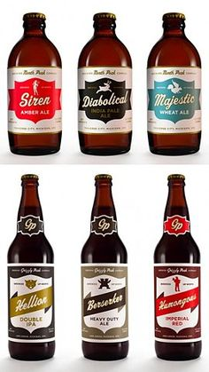 Great Label Designs