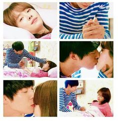 Sweet morning~ rooftop prince