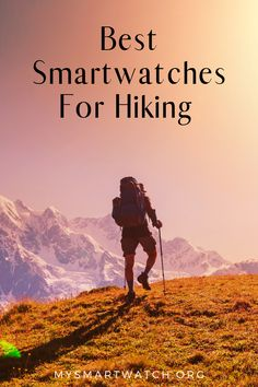 Hiking is one of the major activities actively performed throughout the globe by many people. This activity is of moderate difficulty but is very effective for burning calories and working out your whole body. Best Fitness Tracker, Quick Reads, Burn Calories, Smart Watch, Burns, Hiking, Activities, Workout, Learning